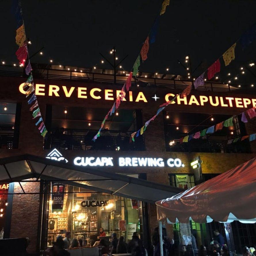 Cervecería Chapultepec, Tlaquepaque Jalisco