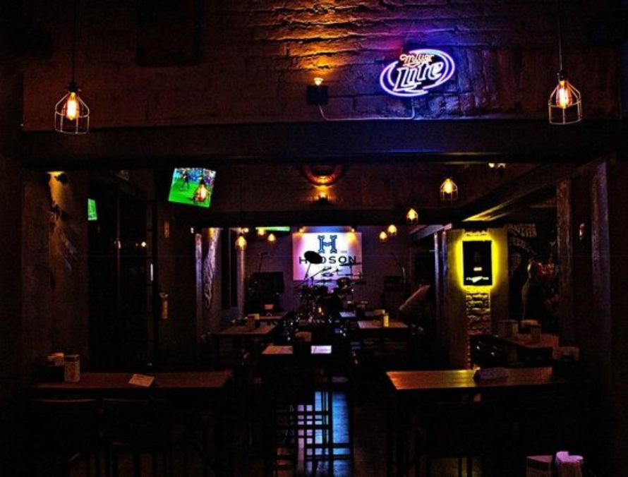 Hudson Bar en Tlaquepaque