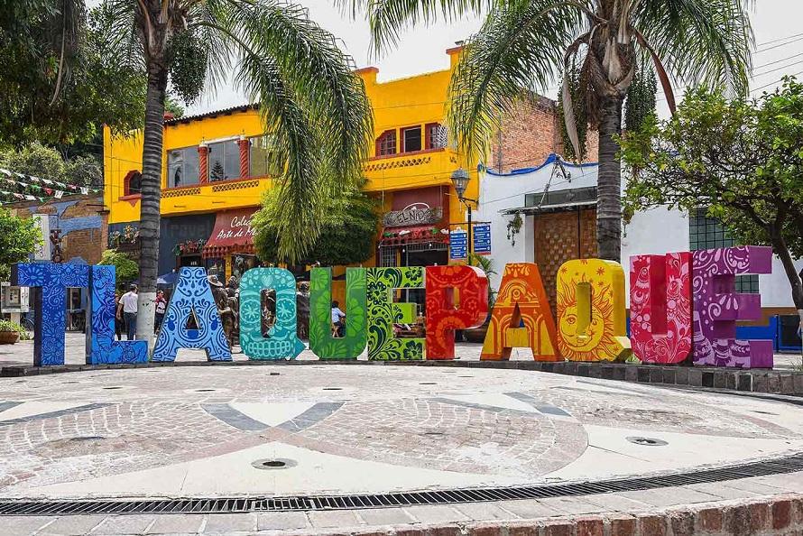 Pueblo Mágico de Tlaquepaque