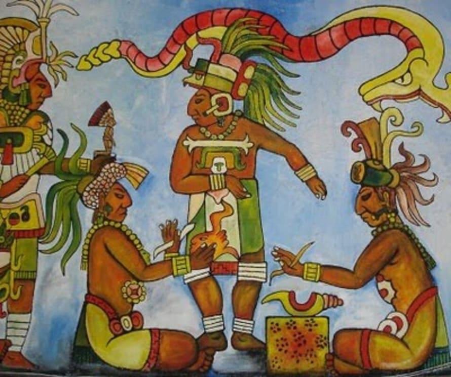 Creencia Indígenas del Nahual leyendas de tlaxcala