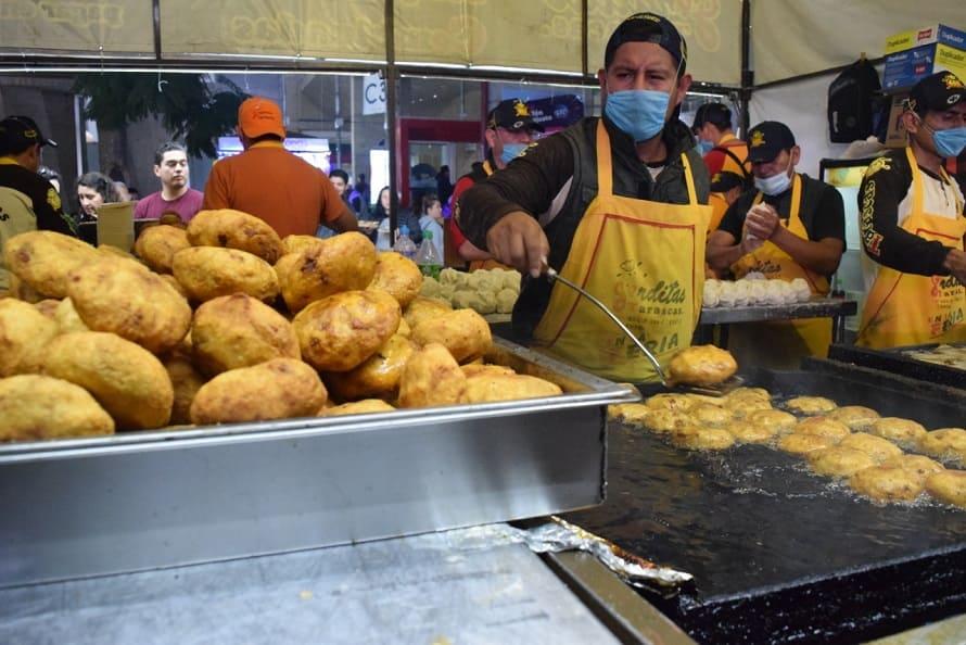 Gastronomía de Guanajuato: Gorditas Tarascas