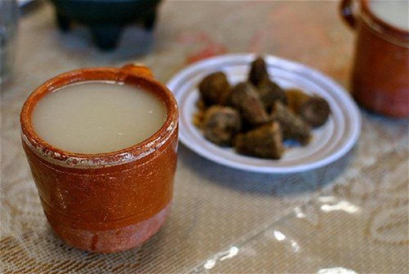 Gastronomía de Querétaro: Mejengue