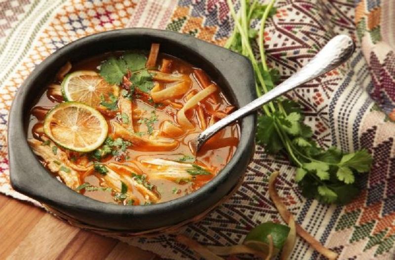 Gastronomía de Querétaro: Sopa Queretana