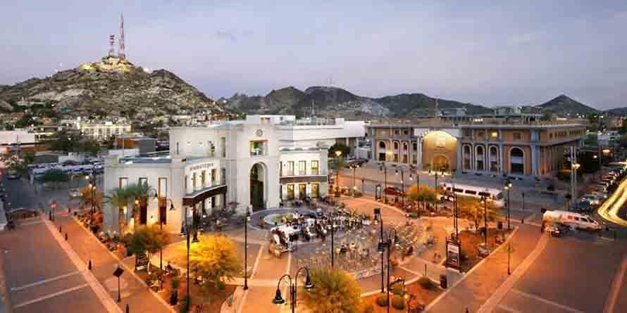 ¿Qué hacer en Hermosillo, Sonora? Plaza Bicentenario