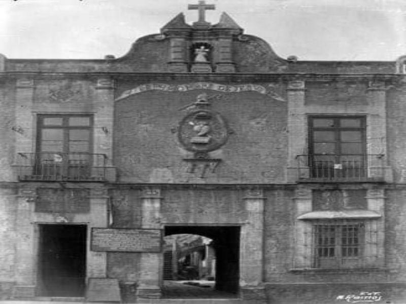 Hornacinas Centro Histórico: Valor histórico