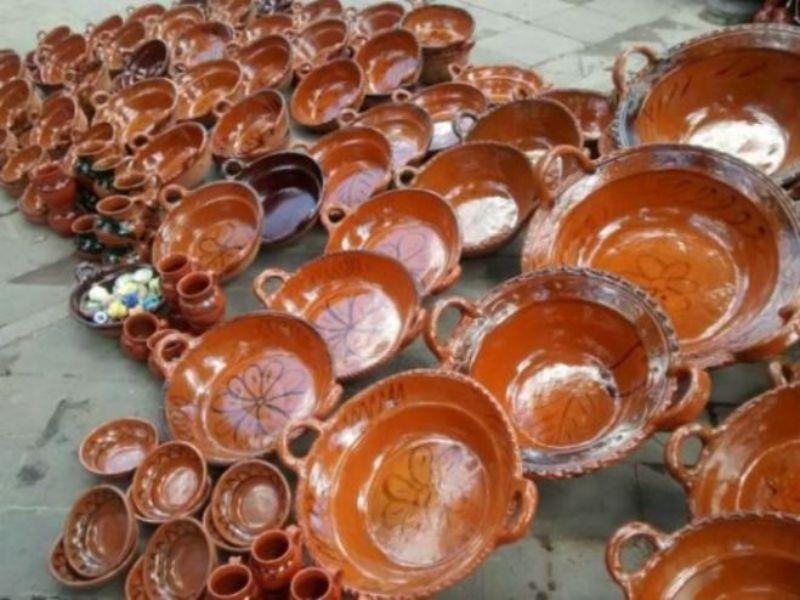 Artesanías de Puebla: Artesanías de Barro de San Marcos Acteopán