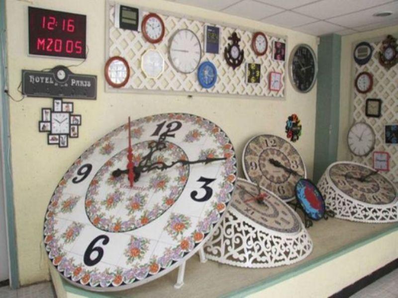 Artesanías de Puebla: Relojería de Zacatlán de las Manzanas
