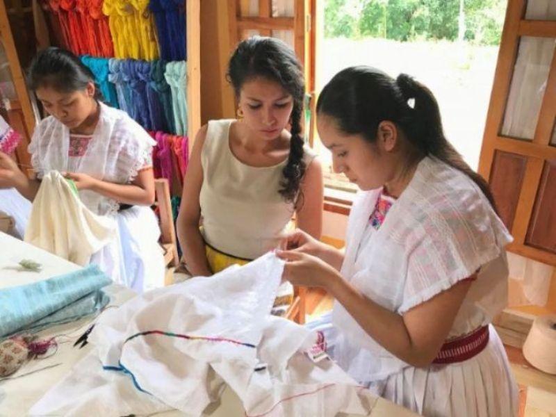 Artesanías de Puebla: Textiles de Cuetzalán