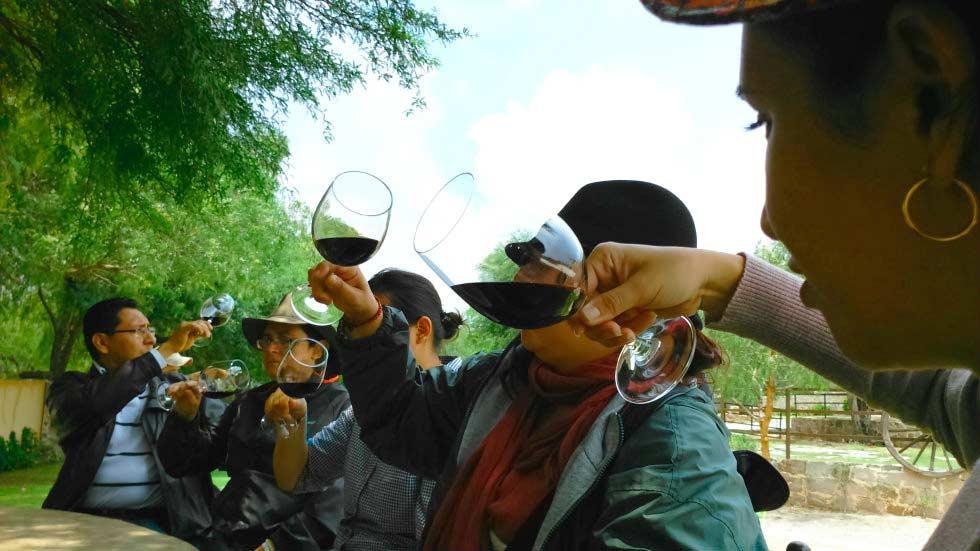 Ruta del vino Querétaro