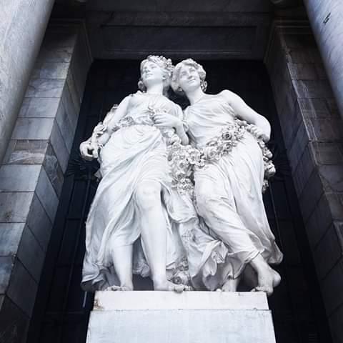esculturas de bellas artes