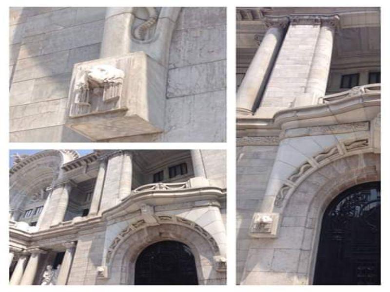 Palacio de Bellas Artes Aida