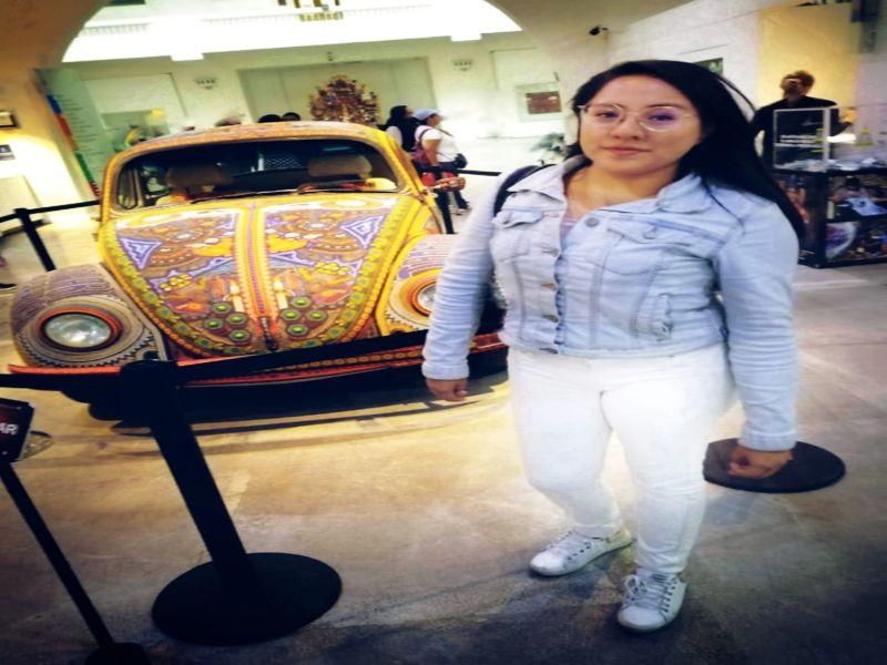 Dondé ver Arte Huichol en la CDMX