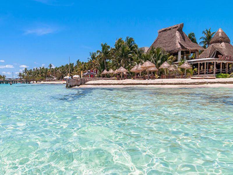 Mejores lugares de Quintana Roo: 9. Playa Norte (Isla Mujeres)