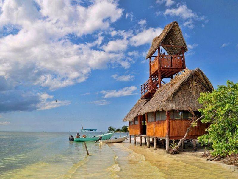 Tres Islas Holbox