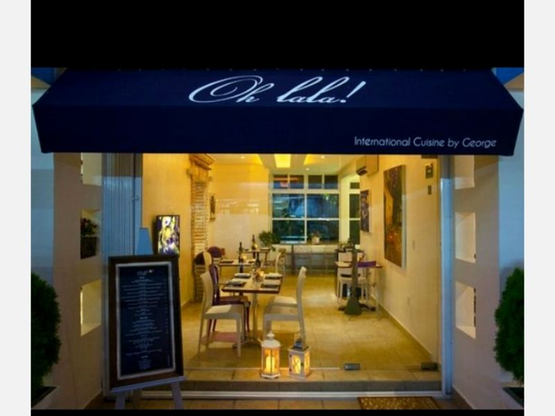 Dónde comer en Playa del Carmen: ¡Oh La La!