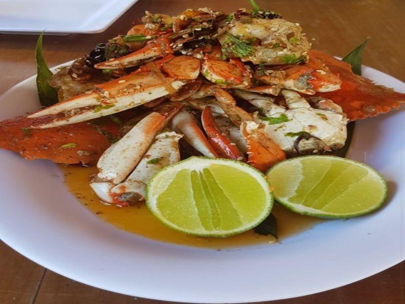 Dónde comer en Playa del Carmen: Los Aguachiles