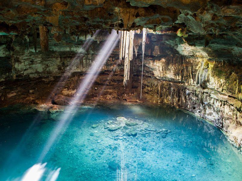 Cenote cerrado