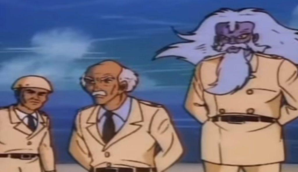 Expedición del Dr Infierno y Juzo Kabuto