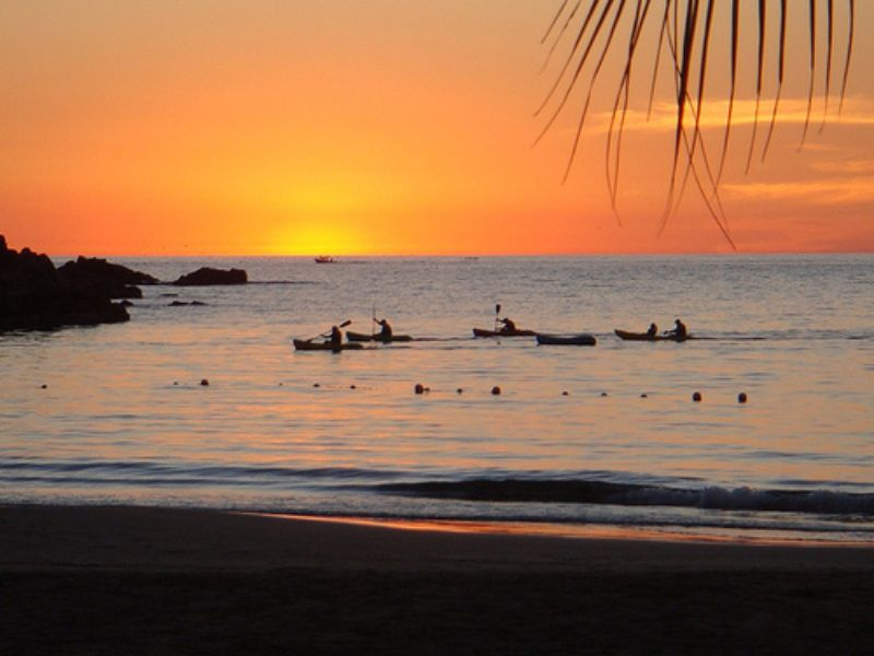 Playas de Ixtapa Zihuatanejo: Playa Quieta