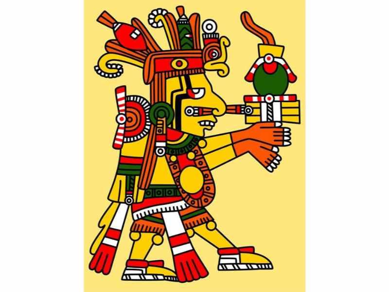 Dioses Aztecas Los 13 Más Importantes Y Poderosos