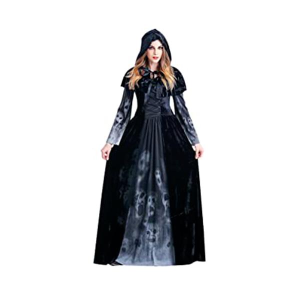 disfraz de bruja