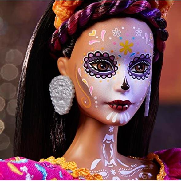 barbie catrina dia de muertos